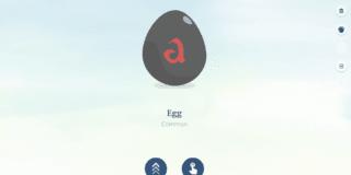 イーサごっちでゲットした卵を呼び出す手順