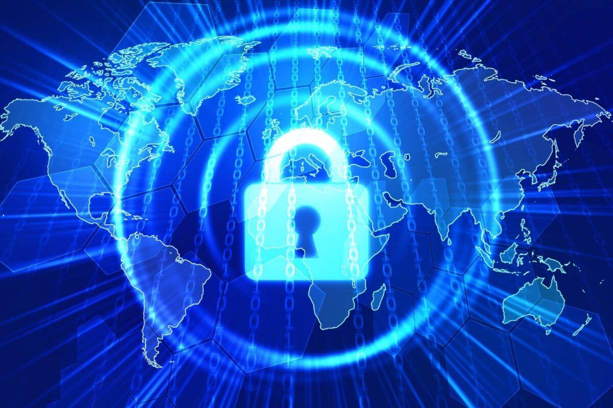 インターネットのセキュリティイメージ