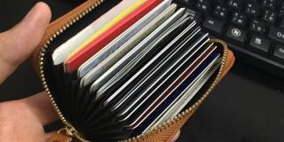 小さいカードケース&財布に変えたら長財布を持つより楽になったお話